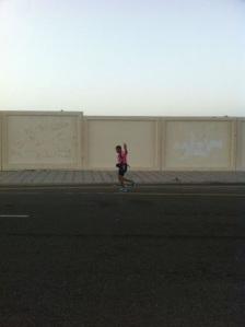 صورة بواسطة العزيز ياسر بكر على بعد 8كم من النهاية