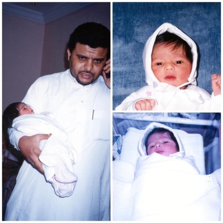 يوم ولادة ابنتي جنى